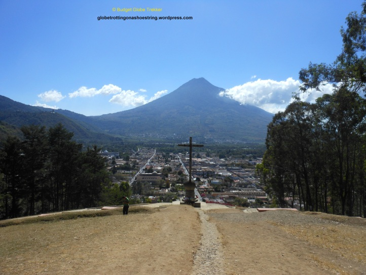 Cerra de la Cruz-Antigua, Guatemala