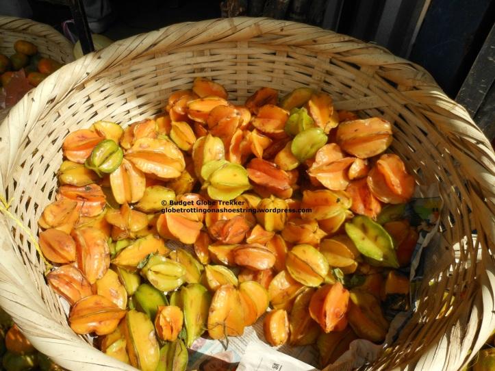 Carambola starfruit Trái khế