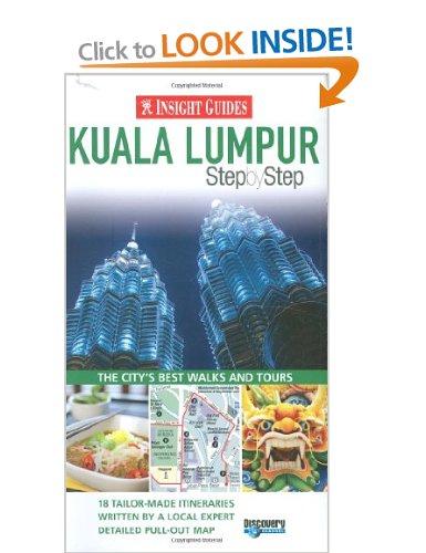 Kuala Lumpur walking tour guide