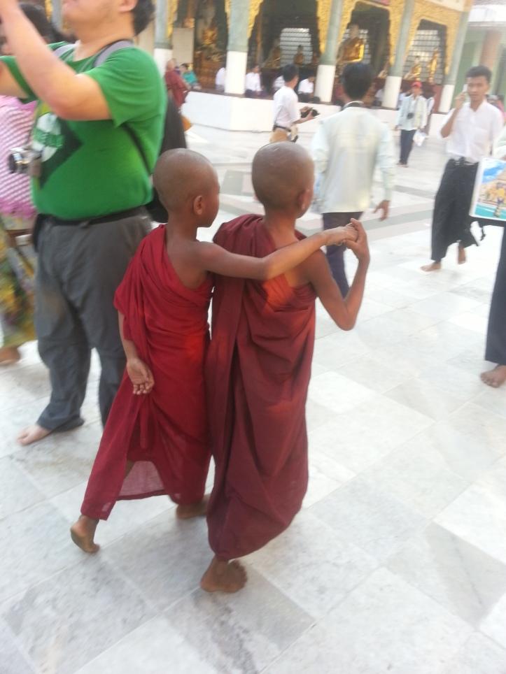 ShweDaGon Paya (Pagoda) 5
