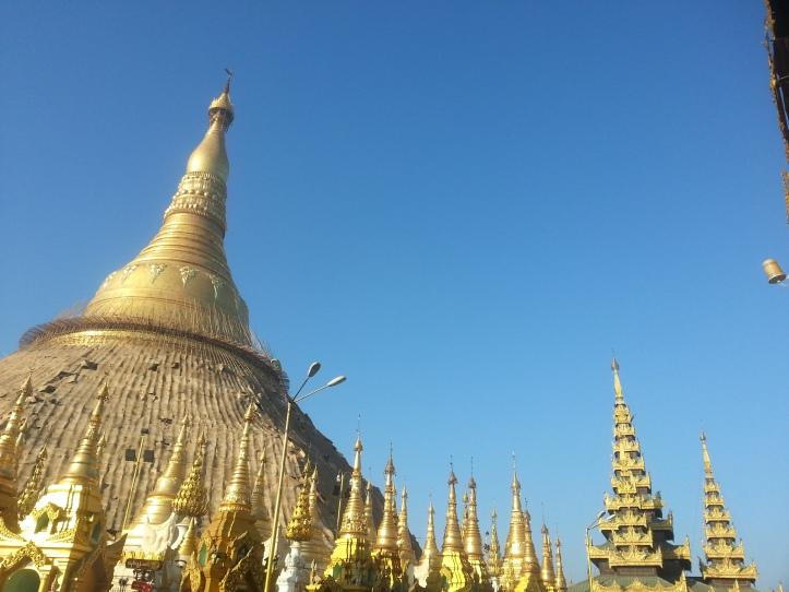 ShweDaGon Paya (Pagoda) 7