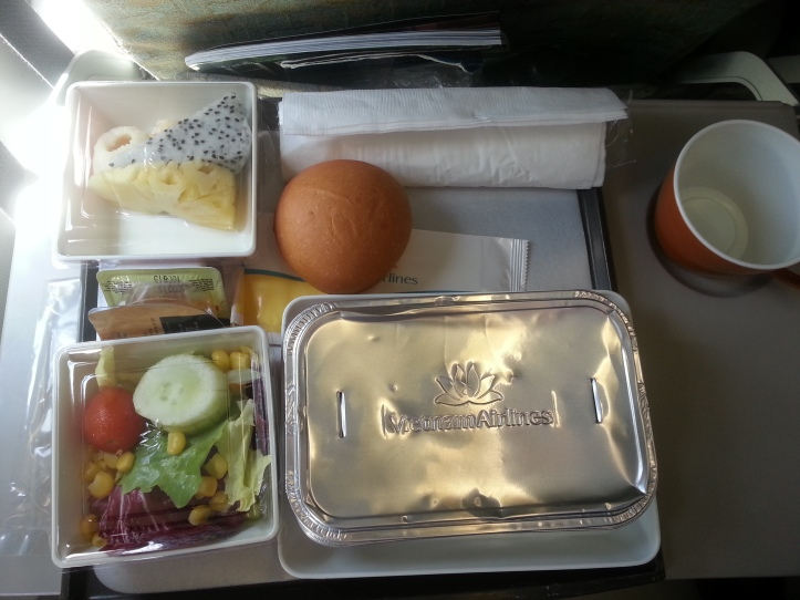 Vietnam Airline Food Review
